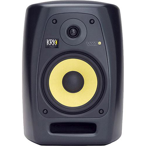 "KRK VXT8 - 180W 8"" Two-Way Active Studio Monitor (Single)"