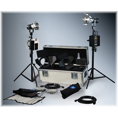 K 5600 Lighting Joker-Bug 200W/400W HMI 1 Case Combo Kit (90-250/265VAC)