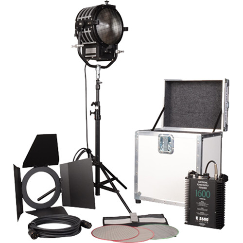 K 5600 Lighting Alpha 1600 Kit (95-265 VAC)