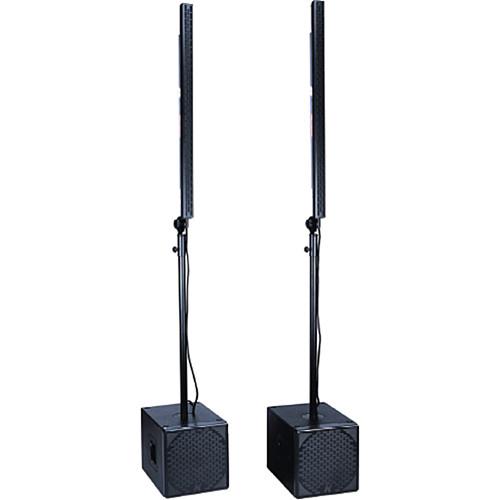K-Array KR100S High Tech Ultra-Light Powered Speaker System