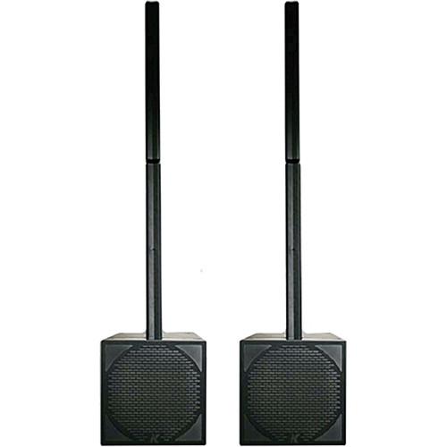 K-Array KR400s High Tech Ultra-Light Powered Speaker System