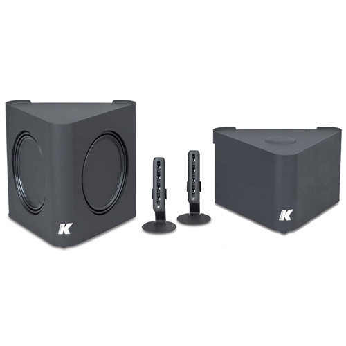 K-Array Piccolo 2.1 Channel High Performance Audio System (Black)
