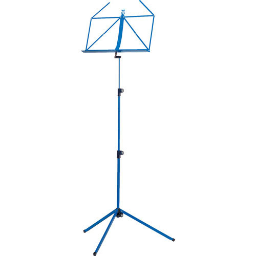K&M 100/1 Music Stand (Blue)