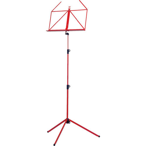 K&M 100/1 Music Stand (Red)
