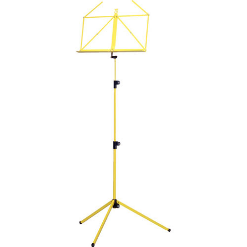K&M 100/1 Music Stand (Yellow)
