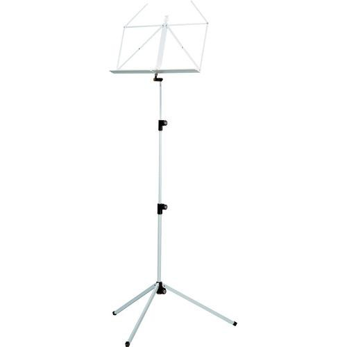K&M 100/1 Music Stand (Silver)