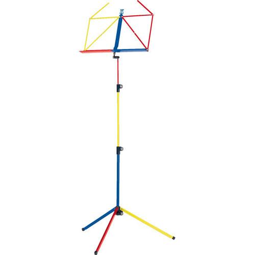K&M 100/1 Music Stand (Rainbow)