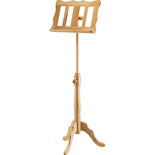 K&M 117 Wood Music Stand (Beech)