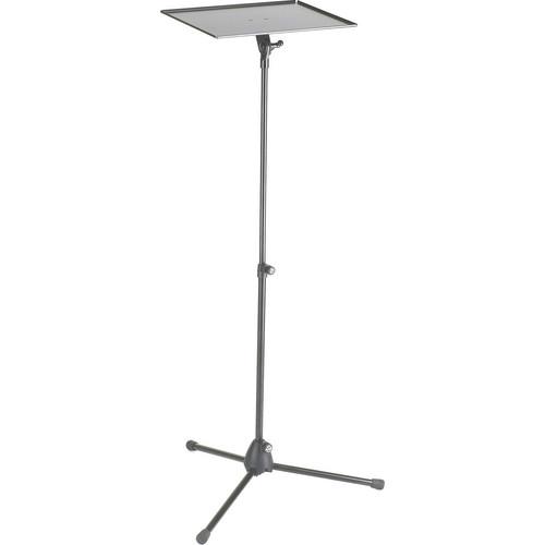 K&M 12155 Laptop Stand (Black)