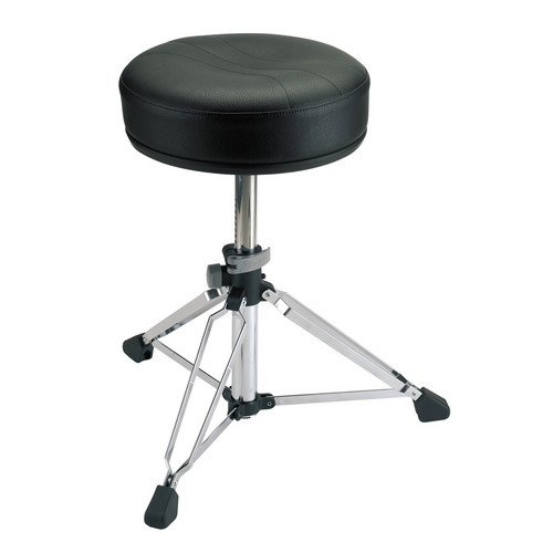 K&M 14007 Drummer's Throne (Chrome)