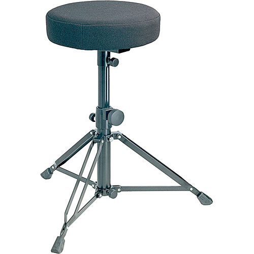 K&M 14016-000-55 Drummer's Throne (Black)