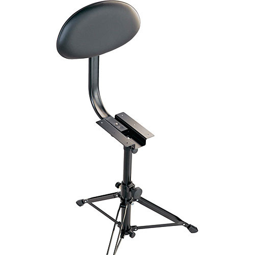 K&M 14042 Back Rest for Drummers Throne