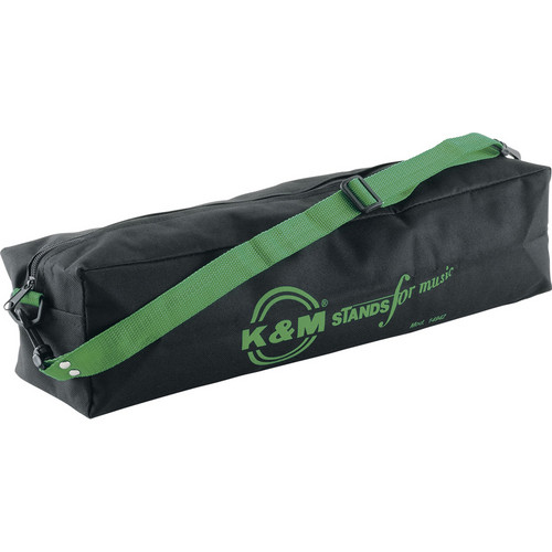 K&M 14942 Carrying Case (Black)