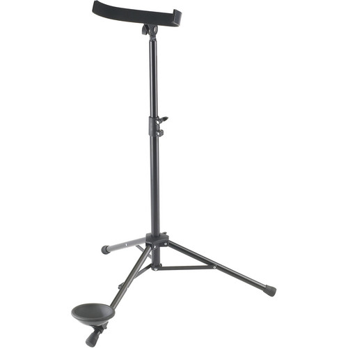 K&M 15045 Contrabassoon Stand (Black)