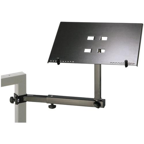 K&M 18815 Laptop Holder (Black)