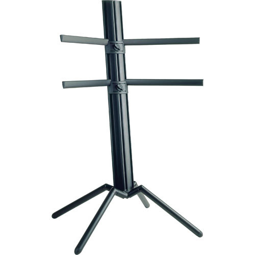 K&M 18850 Spider Keyboard Stand (Black)