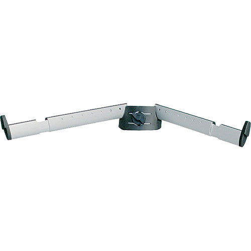 K&M 18866 Tilt Angle Support Arms for Spider Pro (Aluminum)