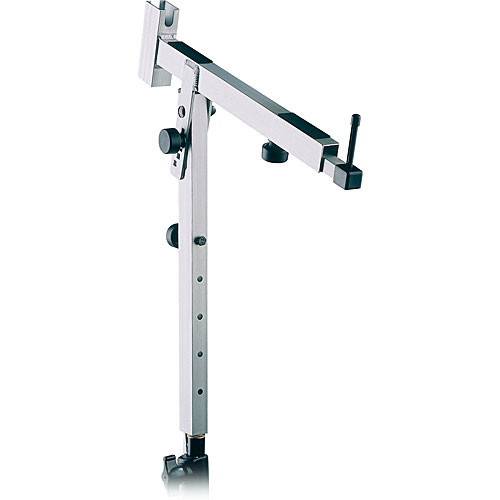 K&M 18882 Extension Tier Stacker for the 18880 Keyboard Stand (Silver)