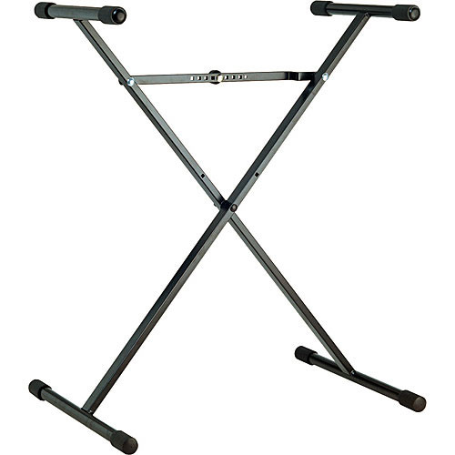 K&M 18962 Performer X-Stand (Black)