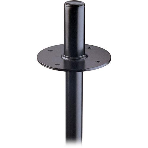 K&M 19665 Flange Adapter for 21420 Speaker Stand (Black)