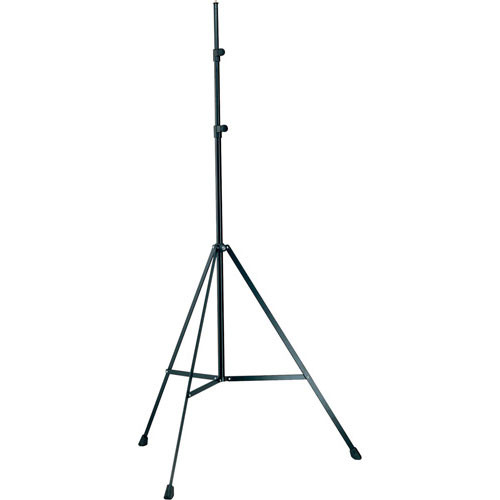 K&M 20800 Adjustable Microphone Stand (Black)