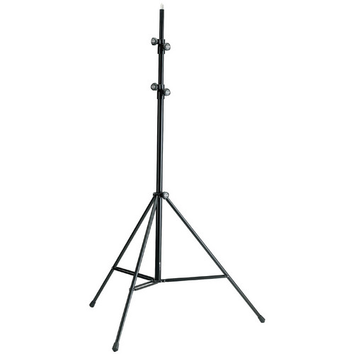 K&M 20811 Overhead Microphone Stand (Black)