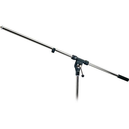 K&M 211 Telescoping Boom Arm (Nickel)