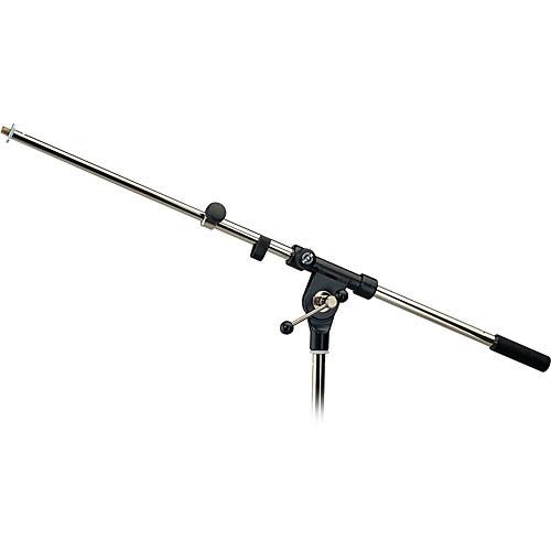 K&M 211/1 Telescoping Boom Arm  (Nickel)
