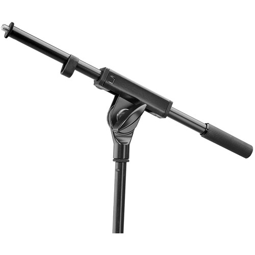 K&M 21160B Microphone Boom Arm (Black)
