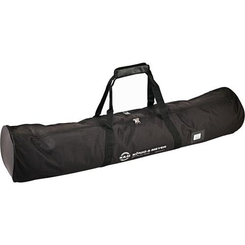 K&M 21311 Carrying Case for Speaker/Light Stands(Black)