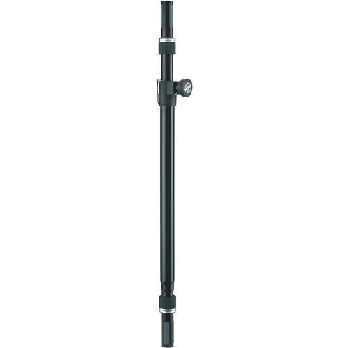 K&M 21366 Adjustable Subwoofer to Satellite Speaker Pole Rod (Black)