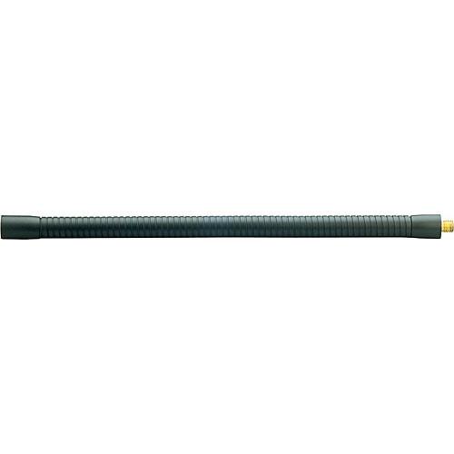"""K&M 11.8"""" Goose-neck Flexible Extension (Black)"""