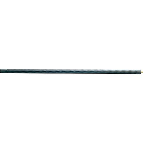 "K&M 228B Flexible Gooseneck for Microphone Mounting (23.5"") (Black)"