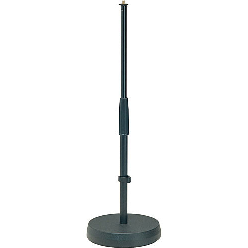 K&M 233 Table/Floor Microphone Stand (Black)