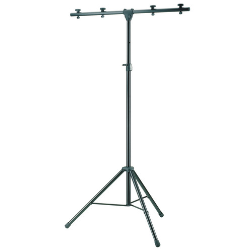 K&M Black Light Stand (9.7')