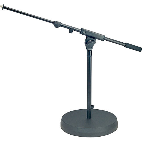K&M 25960 Low Level Microphone Stand