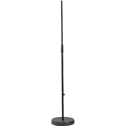 k m 260 straight microphone stand black 26000 500 55 b h photo. Black Bedroom Furniture Sets. Home Design Ideas