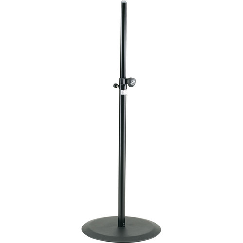 K&M 26735 Topline Speaker Stand (Black)