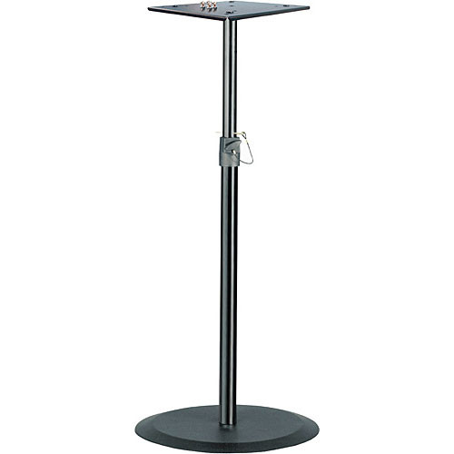 """K&M 26740 37-56"""" Steel Monitor Stand"""