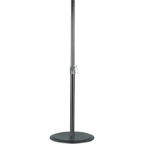 "K&M 26750 37-56"" Steel Speaker Stand (Black)"