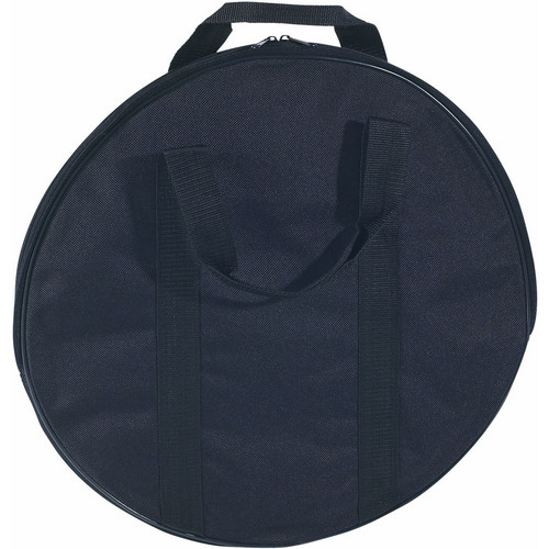 K&M 26751 Carrier Bag for Round Base (Black)