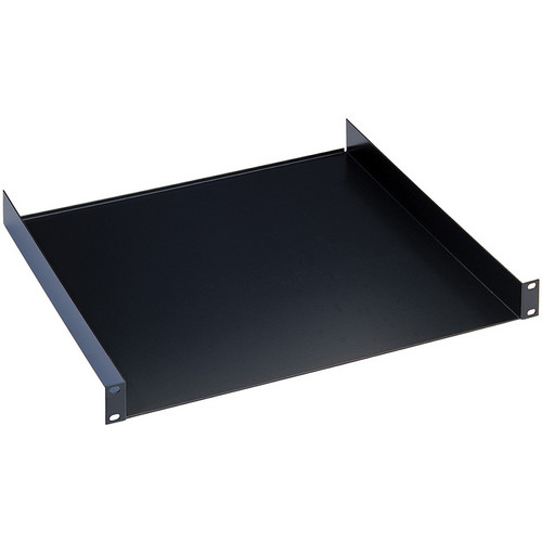 "K&M 28481 1 space 12"" Deep 19"" Rack Shelf"