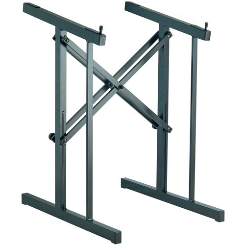 K&M 42040 Foldable Mixer Stand (Black)