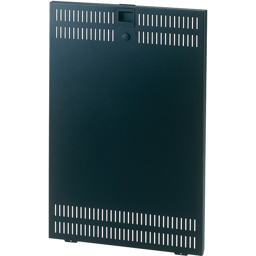 "K&M 483/6 19"" Rack Side Panel, 21 Space"