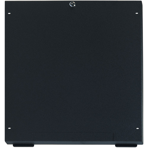 "K&M 483/7 19"" Rack Rear Panel, 37 Space"