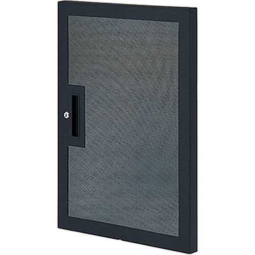 "K&M 483/919"" 37 Space Plexi Front Door"