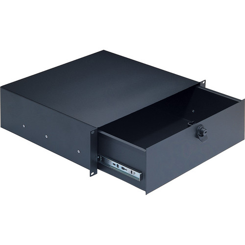 K&M 491/3 3 space Rackmount Storage