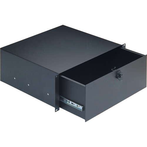 K&M 491/4 4 space Rackmount Storage