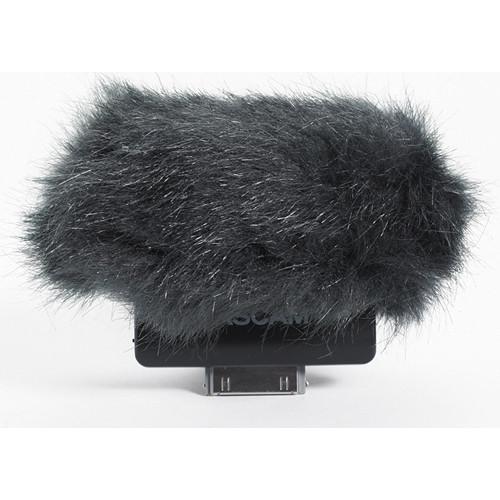 K-Tek KTIM Topper for Tascam iM2 - (Black)