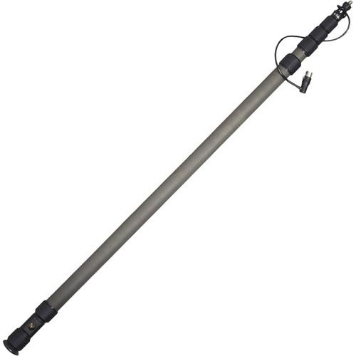 K-Tek K-81CC News Pole - 5-Section Graphite Fiber Boom Pole